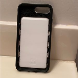 Accessories - Under Armor IPhone 8+ Wallet Phone Case